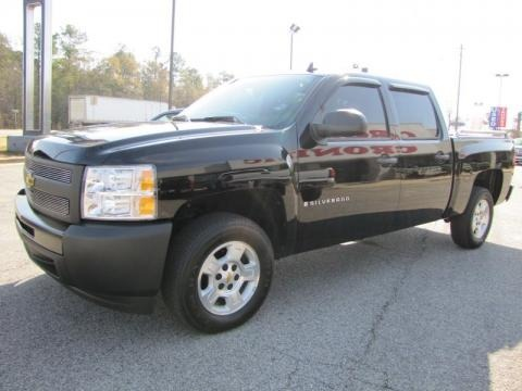 2009 chevrolet silverado 1500 crew cab data info and. Black Bedroom Furniture Sets. Home Design Ideas