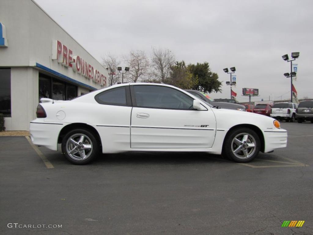 2000 arctic white pontiac grand am gt coupe 42379083 photo 7 gtcarlot com car color galleries gtcarlot com