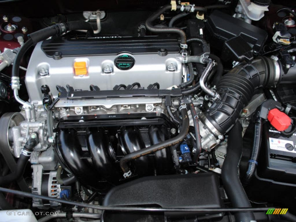 2009 Honda Accord Lx Sedan 2 4 Liter Dohc 16 Valve I Vtec 4 Cylinder Engine Photo 42432688