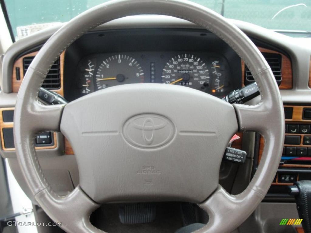1997 Toyota Land Cruiser Standard Land Cruiser Model