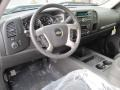 Ebony Dashboard Photo for 2011 Chevrolet Silverado 1500 #42433956