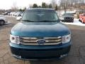 2011 Mediterranean Blue Metallic Ford Flex Limited AWD EcoBoost  photo #6