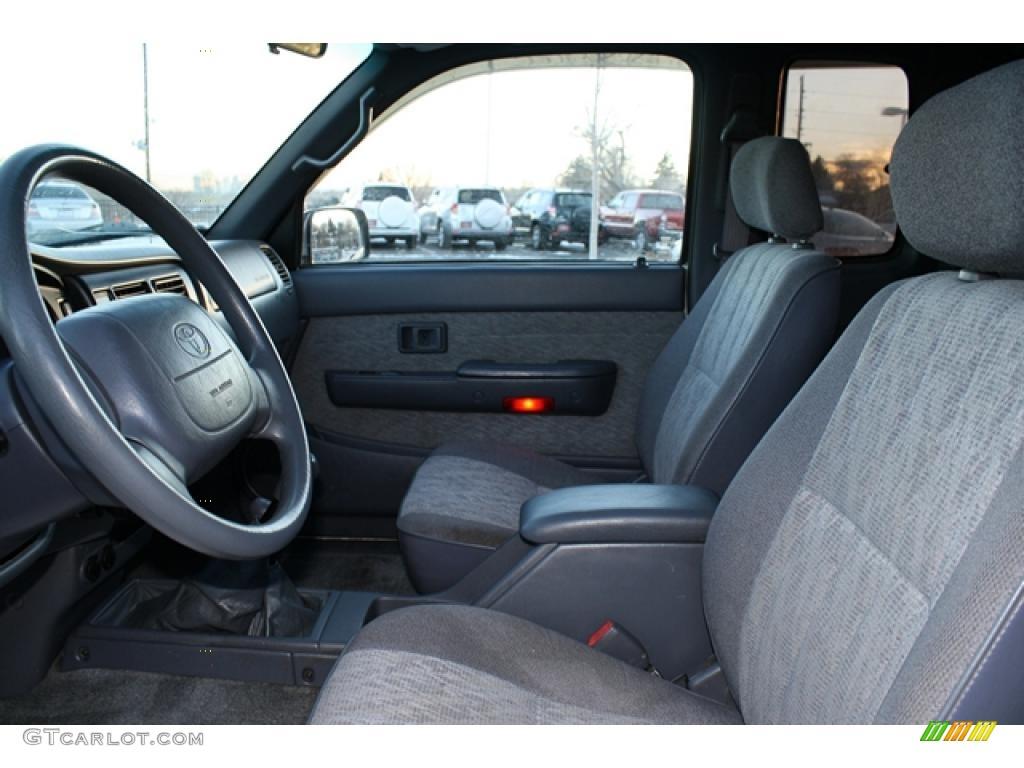 1998 Toyota Tacoma V6 Trd Extended Cab 4x4 Interior Photo