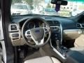 Medium Light Stone Dashboard Photo for 2011 Ford Explorer #42448353