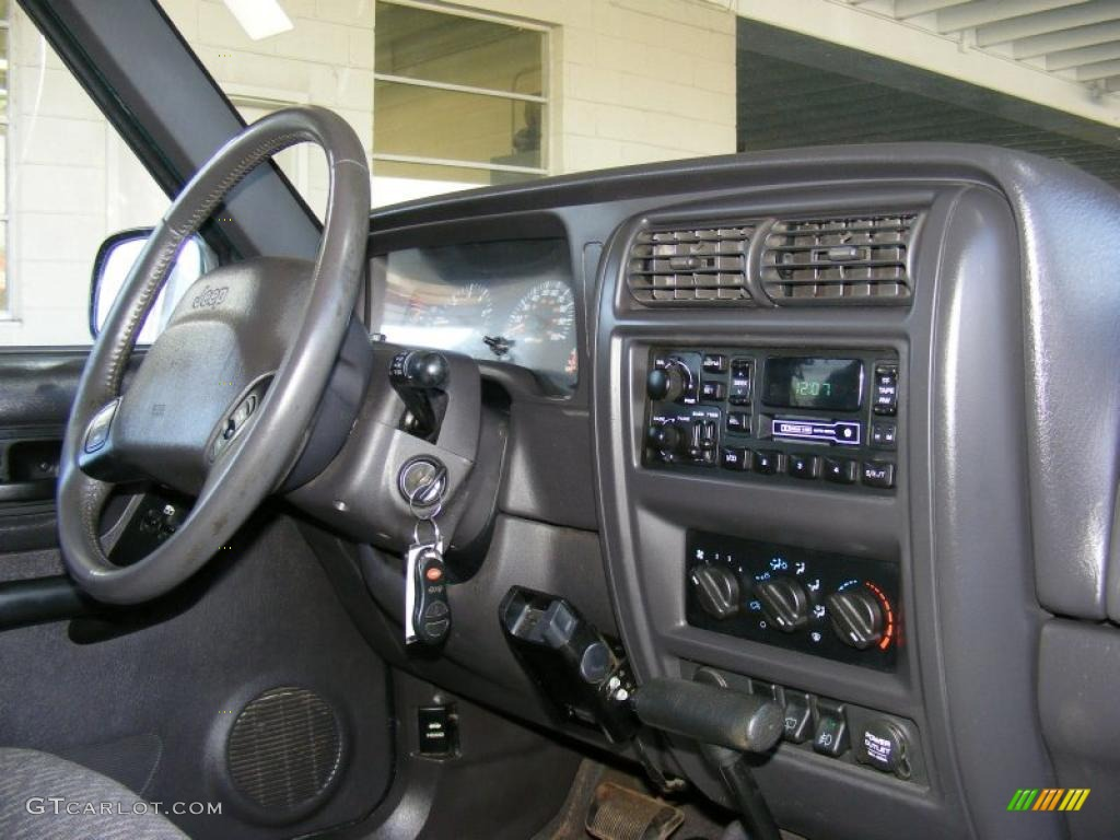 1999 jeep cherokee sport 4x4 interior photo 42450035. Black Bedroom Furniture Sets. Home Design Ideas