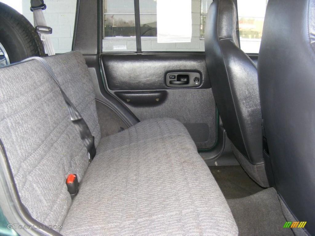 Agate Interior 1999 Jeep Cherokee Sport 4x4 Photo 42450099