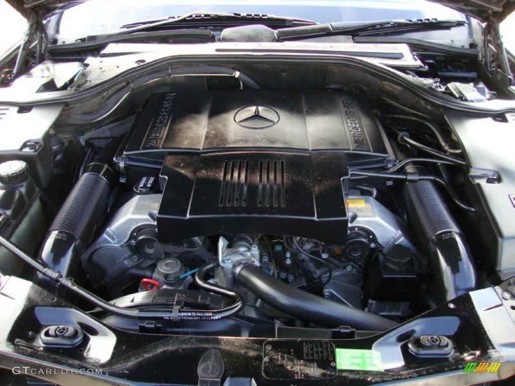 1999 mercedes benz s 420 sedan 4 2 liter dohc 32 valve v8 for Mercedes benz v8 engine