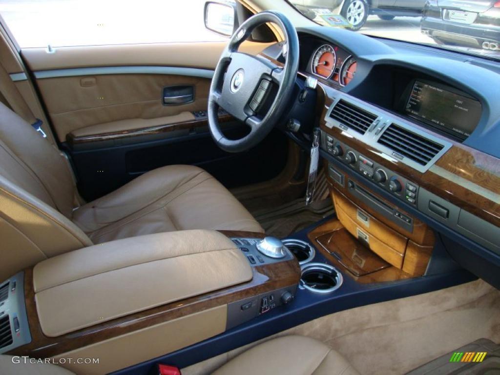 2004 BMW 7 Series 745i Sedan Interior Photo 42457319