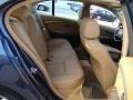 Black/Natural Brown 2004 BMW 7 Series 745i Sedan Interior