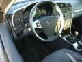 Black/Gray 2007 Saab 9-3 Interiors