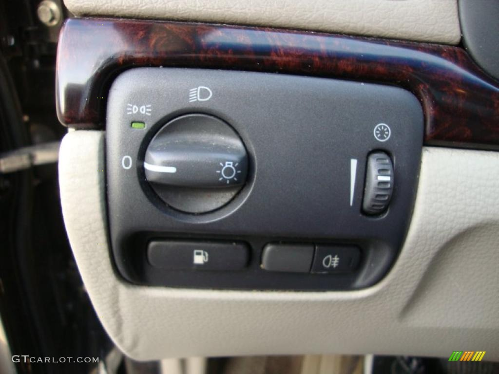 2002 volvo s80 2 9 controls photo 42462099. Black Bedroom Furniture Sets. Home Design Ideas