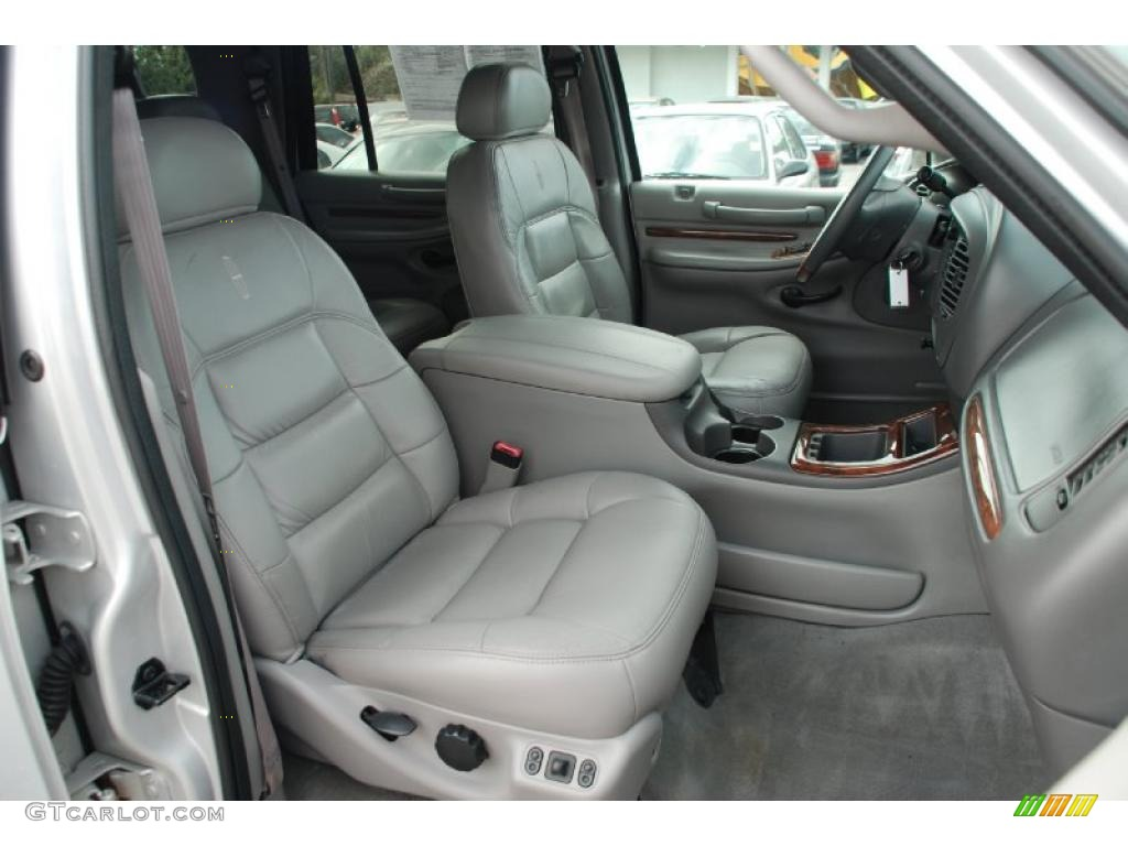 2000 lincoln navigator standard navigator model interior. Black Bedroom Furniture Sets. Home Design Ideas