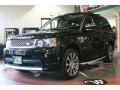 Santorini Black - Range Rover Sport Supercharged Autobiography Limited Edition Photo No. 2