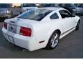 2007 Performance White Ford Mustang Shelby GT Coupe  photo #5