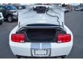 2007 Performance White Ford Mustang Shelby GT Coupe  photo #24