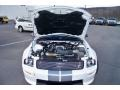 2007 Performance White Ford Mustang Shelby GT Coupe  photo #26