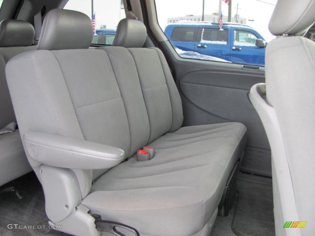 Medium slate gray interior 2007 dodge caravan se photo for Inside 2007 online