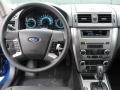 2011 Blue Flame Metallic Ford Fusion SE  photo #24
