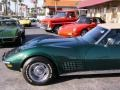 Donnybrooke Green - Corvette Stingray Convertible Photo No. 44