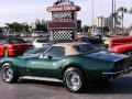 Donnybrooke Green - Corvette Stingray Convertible Photo No. 57