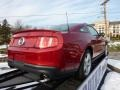 2011 Red Candy Metallic Ford Mustang GT Coupe  photo #2