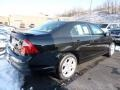 2011 Tuxedo Black Metallic Ford Fusion SE V6  photo #2