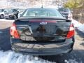 2011 Tuxedo Black Metallic Ford Fusion SE V6  photo #3