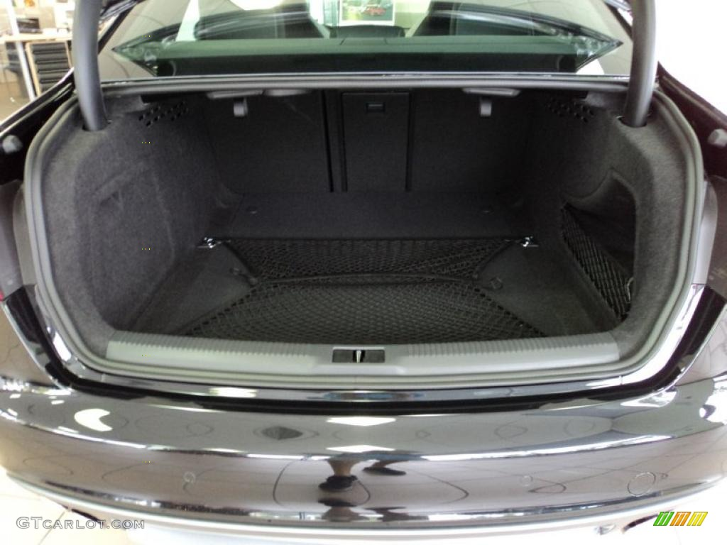 2011 audi s4 3 0 quattro sedan trunk photo 42511635. Black Bedroom Furniture Sets. Home Design Ideas