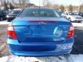 2011 Blue Flame Metallic Ford Fusion SE  photo #3