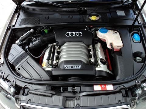 More 2005 Audi A4 3.0 Cabriolet Engine Photos