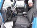 2011 Cosmos Blue Jeep Wrangler Sport S 4x4  photo #6