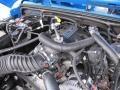2011 Cosmos Blue Jeep Wrangler Sport S 4x4  photo #10