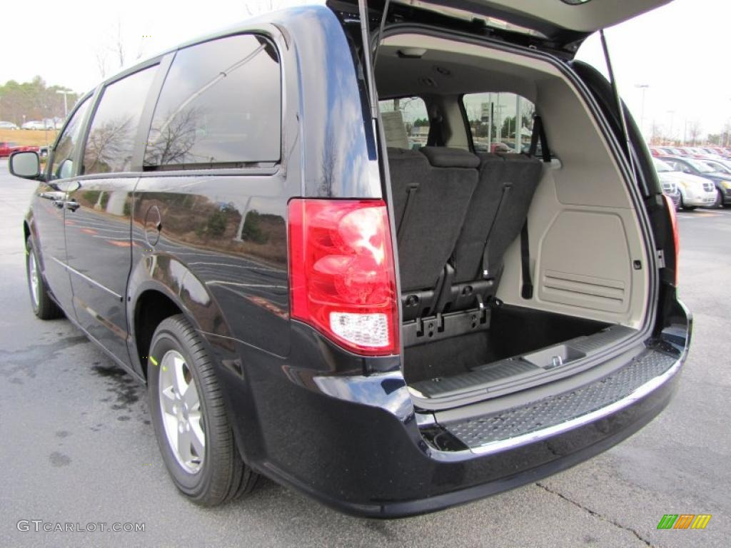 2011 Dodge Grand Caravan Mainstreet Trunk Photo 42535473