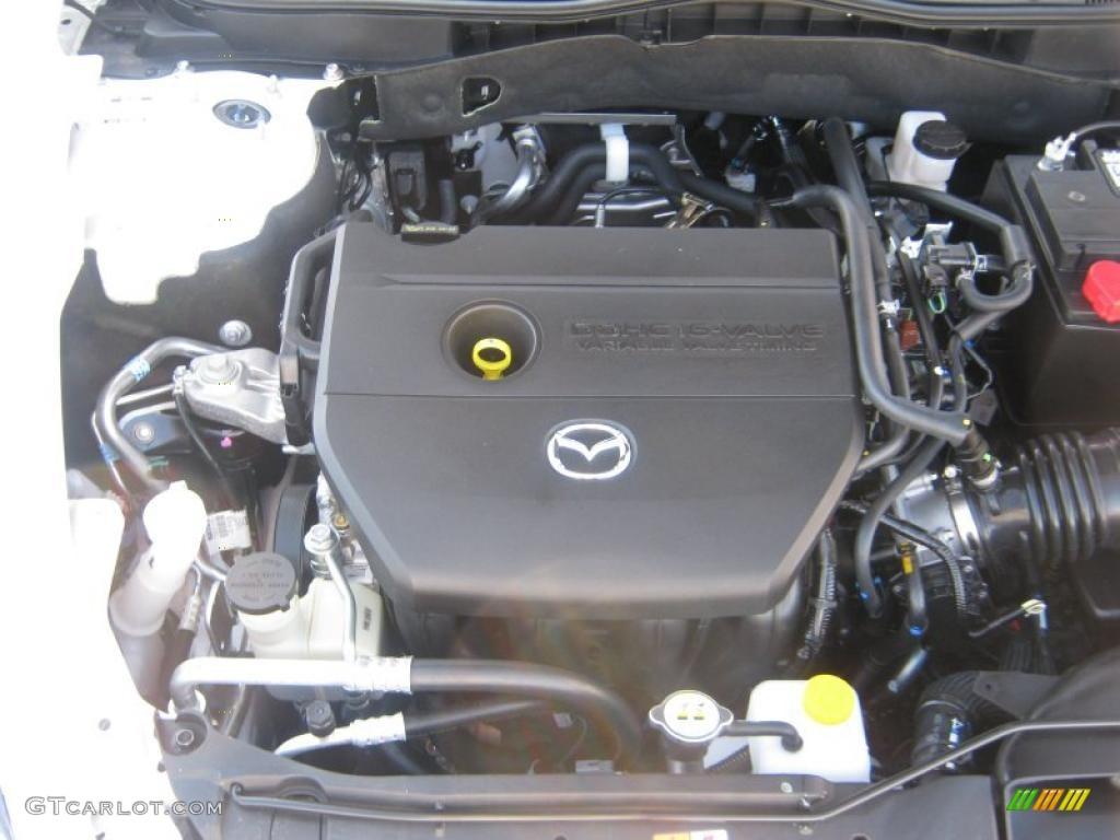 2011 Mazda Mazda6 I Sport Sedan 2 5 Liter Dohc 16 Valve Vvt 4 Cylinder Engine Photo 42545937