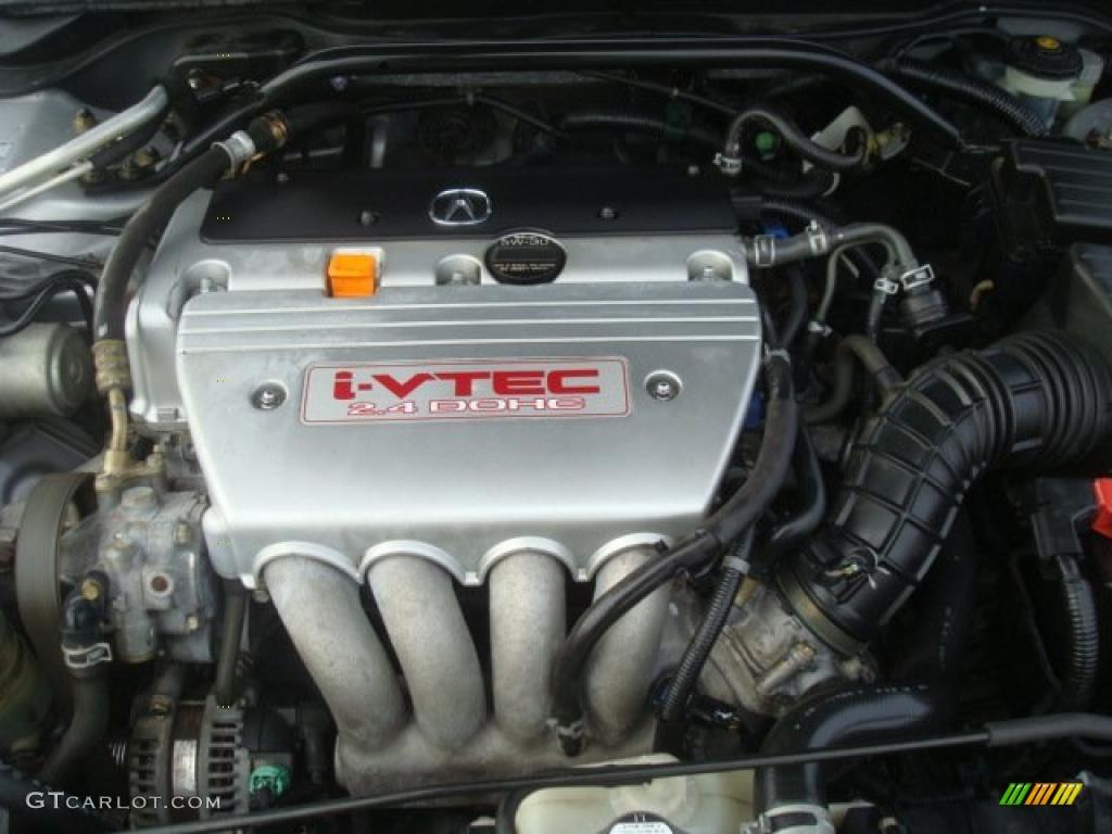 2004 acura tsx sedan 2 4 liter dohc 16 valve vtec 4 cylinder engine photo 42547401. Black Bedroom Furniture Sets. Home Design Ideas