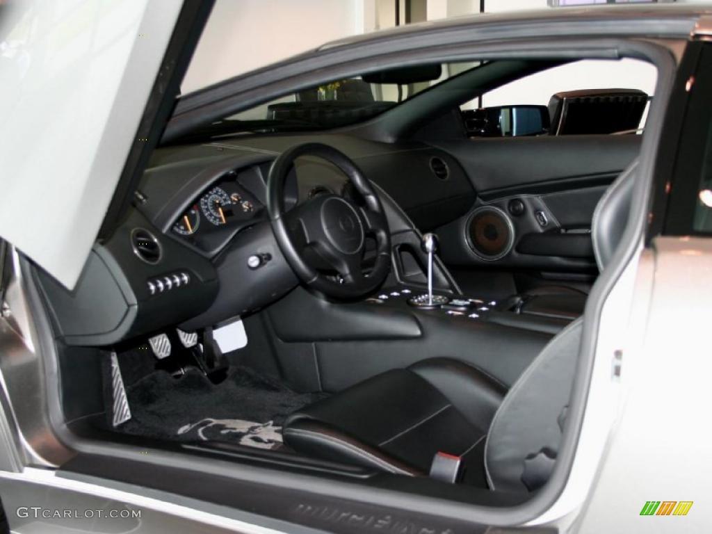 2003 Grigio Antares Lamborghini Murcielago Coupe 42517899 Photo 4
