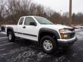 Summit White 2004 Chevrolet Colorado Z71 Extended Cab