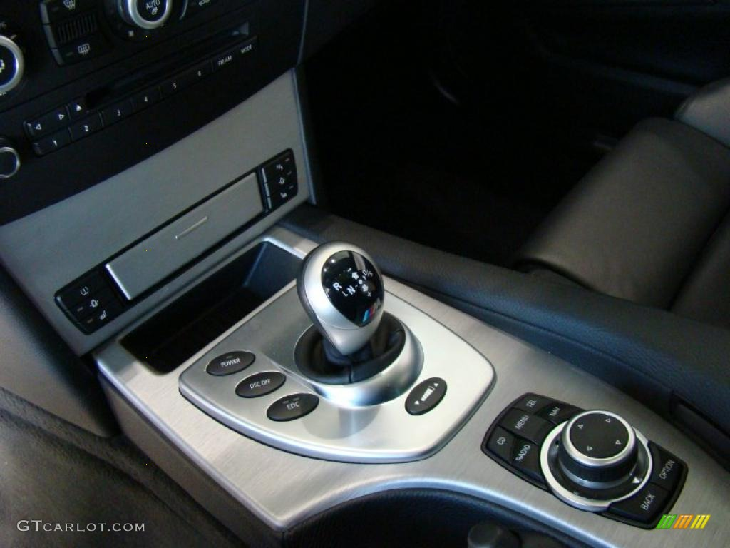 2010 BMW M5 Standard M5 Model 7 Speed Sequential Manual Transmission Photo  #42554373