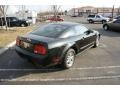 2007 Black Ford Mustang V6 Deluxe Coupe  photo #4