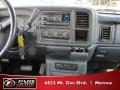 2002 Medium Charcoal Gray Metallic Chevrolet Silverado 1500 LS Crew Cab 4x4  photo #11