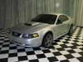 Silver Metallic 2003 Ford Mustang Gallery