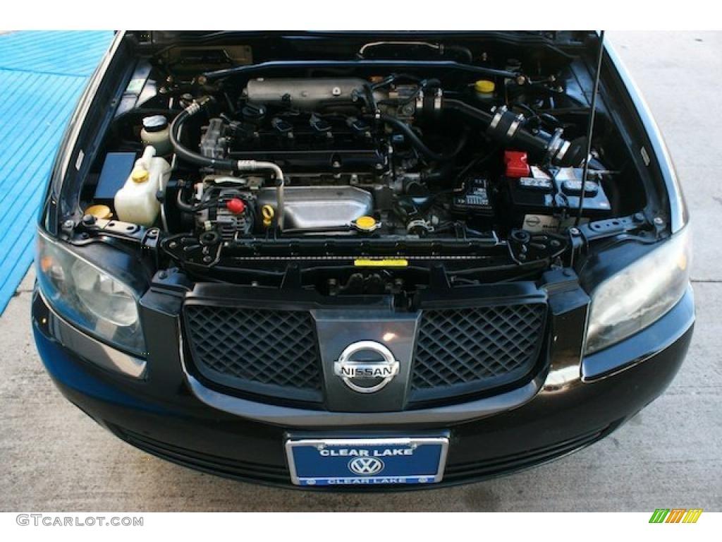 2004 Nissan Sentra Se R Spec V 2 5 Liter Dohc 16 Valve 4 Cylinder Engine Photo 42589554 Gtcarlot Com