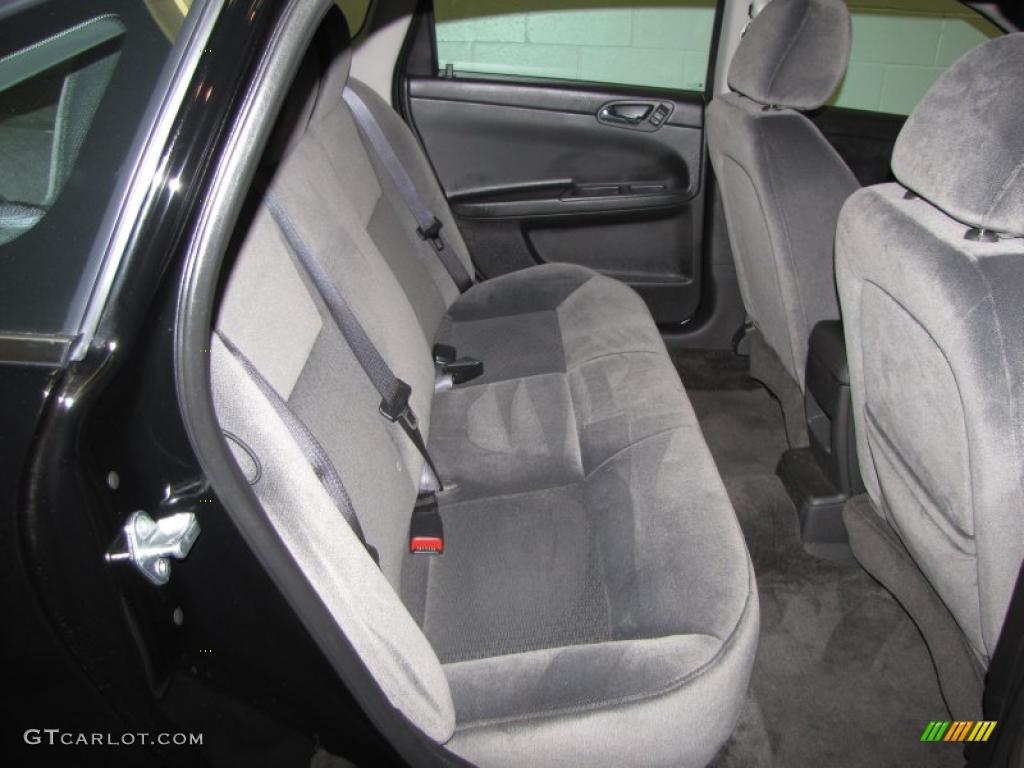 Ebony Interior 2011 Chevrolet Impala Lt Photo 42590702