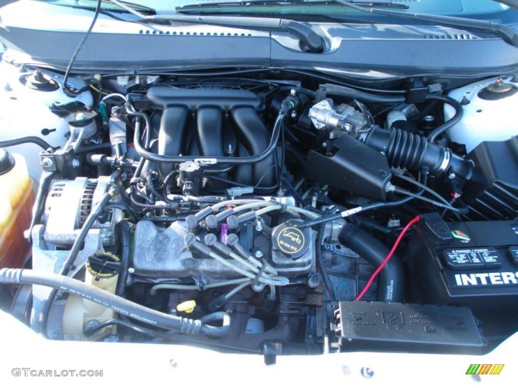 2004 Ford Taurus Ses >> 2004 Ford Taurus SE Sedan 3.0 Liter OHV 12-Valve V6 Engine Photo #42598460   GTCarLot.com