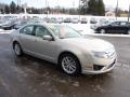 2010 Smokestone Metallic Ford Fusion SEL  photo #6