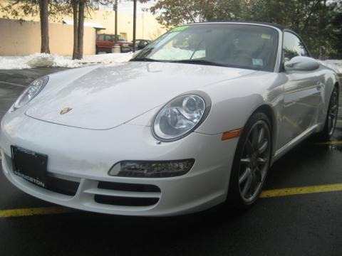 2007 Porsche 911 Carrera S Cabriolet Data, Info and Specs