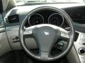 Slate Gray Steering Wheel Photo for 2008 Subaru Tribeca #42609688