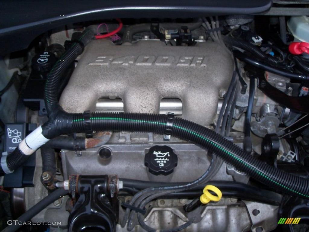 2005 Chevrolet Venture Ls 3 4 Liter Ohv 12
