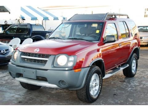 2002 nissan xterra data info and specs. Black Bedroom Furniture Sets. Home Design Ideas