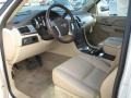 2010 Cadillac Escalade Cashmere/Cocoa Interior Prime Interior Photo